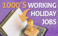 Working Holiday Jobs