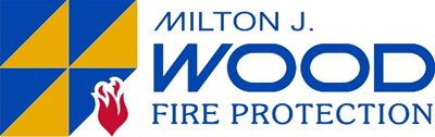 Milton J. Wood Fire Protection Company Logo