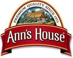 Anns House of Nuts Company Logo