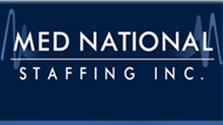 MED NATIONAL STAFFING SOLUTION Company Logo