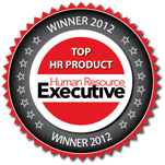Winner of the 2012 Human Resource Executive Award