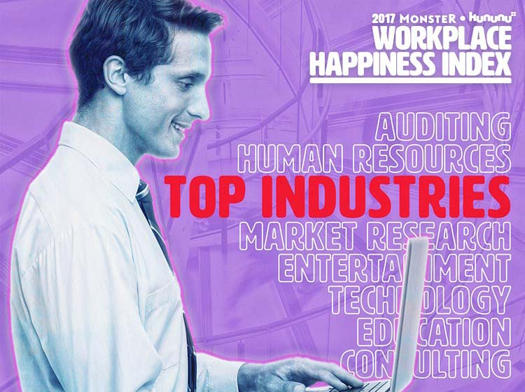 The best 10 industries for job satisfaction