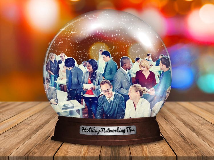 5 ways to network this holiday season (with a side of eggnog)