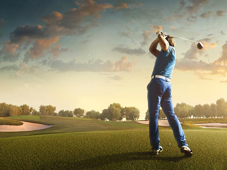 10 ace jobs for golf lovers