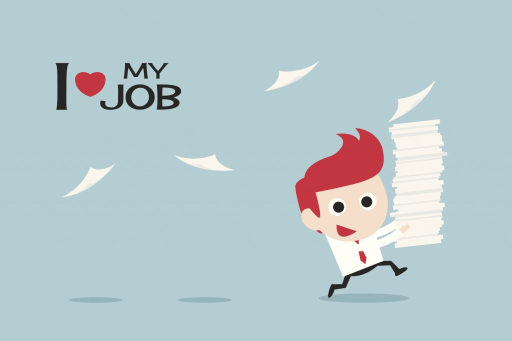 8 small changes that can help you love your job