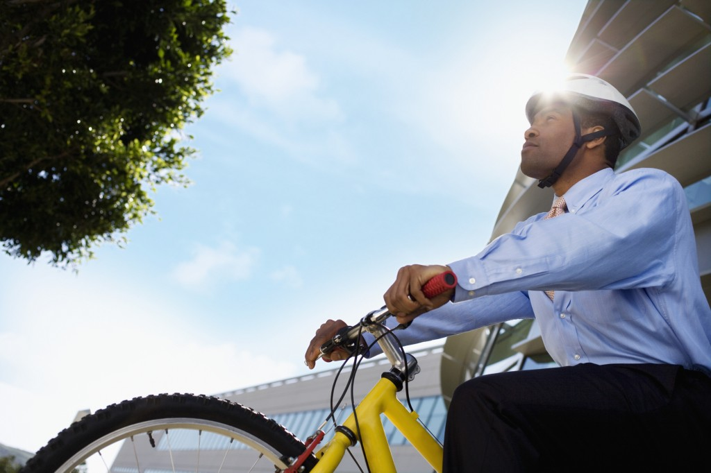 Taking your bike to work? Consider these steps