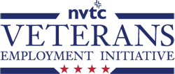 The NVTC Veterans Employment Initiative logo