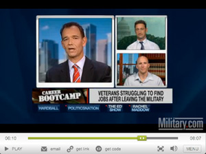 [video]  'Hire a Veteran' Viral Video Contest