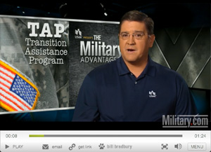 [video] The Military Advantage Minute: TAP