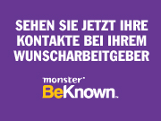 BeKnown von Monster
