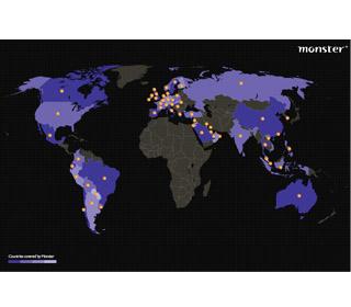 Monsterboard is onderdeel van Monster Worldwide, dat actief is in meer dan vijftig landen wereldwijd.