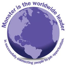 Monster globálně