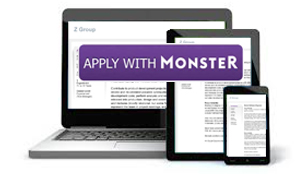 Apply with Monster
