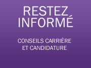 Conseils Carrière