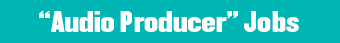Zu Audio Producer Jobs