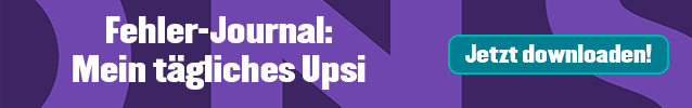 Fehler Journal: Mein tägliches Upsi - Download