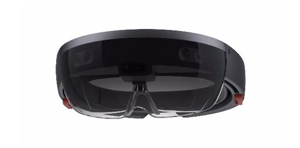 Microsofts Hololens Head-Mounted-Device. © Microsoft