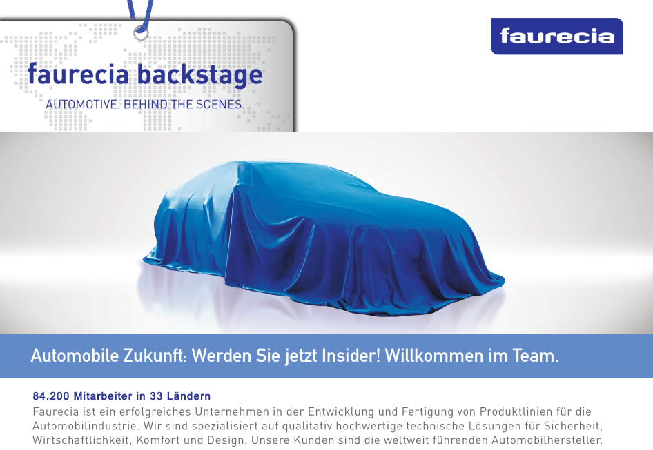 faurecia backstage
