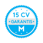 Recruter, 15 CV garantis