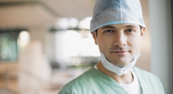 Stellenanzeige Gesundheitswesen