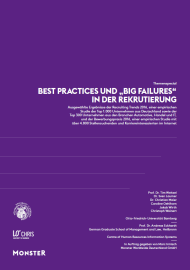 Recruiting Trends 2016 - Best Practices und Big Failures