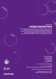 Recruiting Trends 2016 - Mobile Recruiting