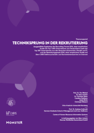 Recruiting Trends 2016 - Techniksprung in der Rekrutierung