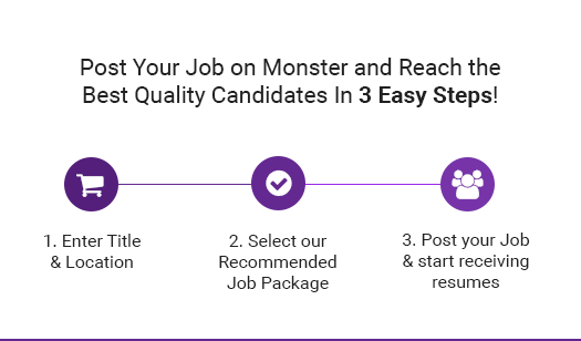 Find the right talent on Monster