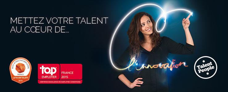 Mettez votre talent au cœur de l'innovation avec ALTEN