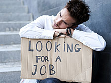 Job options for the newly unemployed