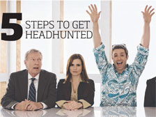 How to be head hunted