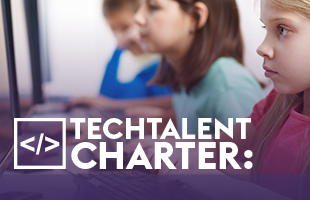 Girls in Coding event: TechTalent Charter