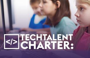 Girls in Coding event: TechTalent Charter