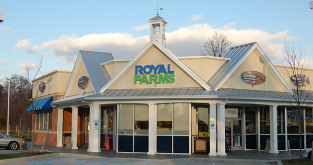 Royal Farms Banner