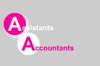 Abby Bryand, Assistants & Accountants Recruitment specialist logo