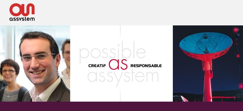 Assystem banner