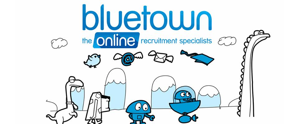 Bluetown Online Banner