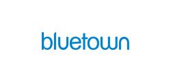 Bluetown Online Logo