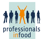Professionals in Food logo