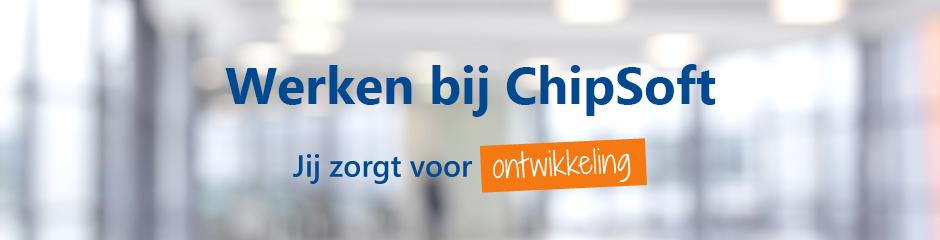 ChipSoft - Werken Bij Banner