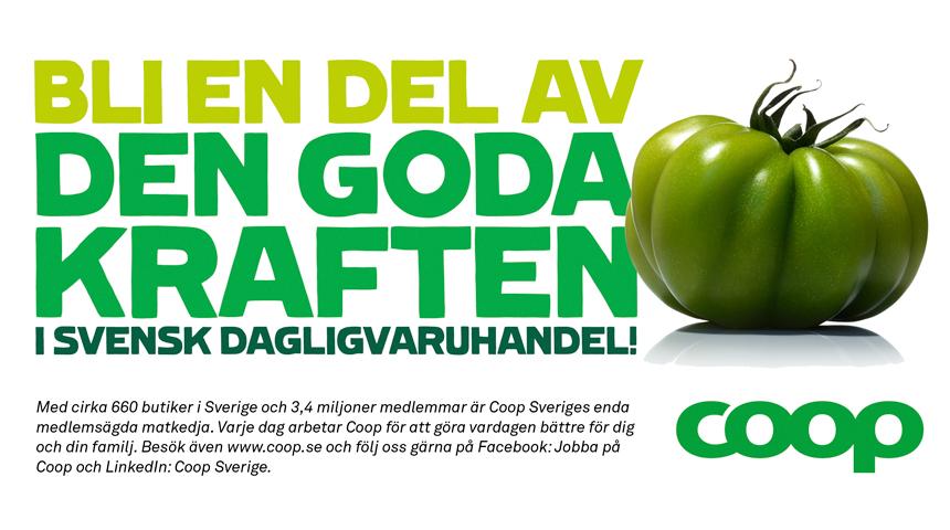 Coop Sverige AB banner