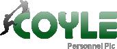 Coyle Personnel Plc  Logo