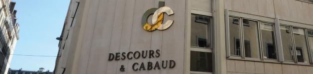 About Descours & Cabaud