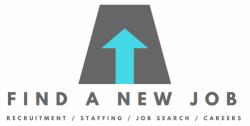 Find a new job  Logo