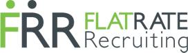 flatraterecruiting.co.uk Logo