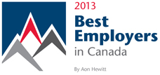 Best Employers in Canada Award