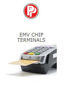 EMV CHIP TERMINALS