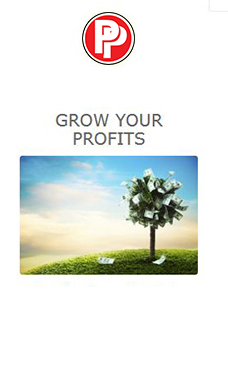 GROW YOUR PROFITS