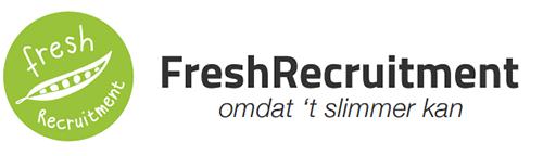 FreshRecruitment Food& Agri B.V. banner