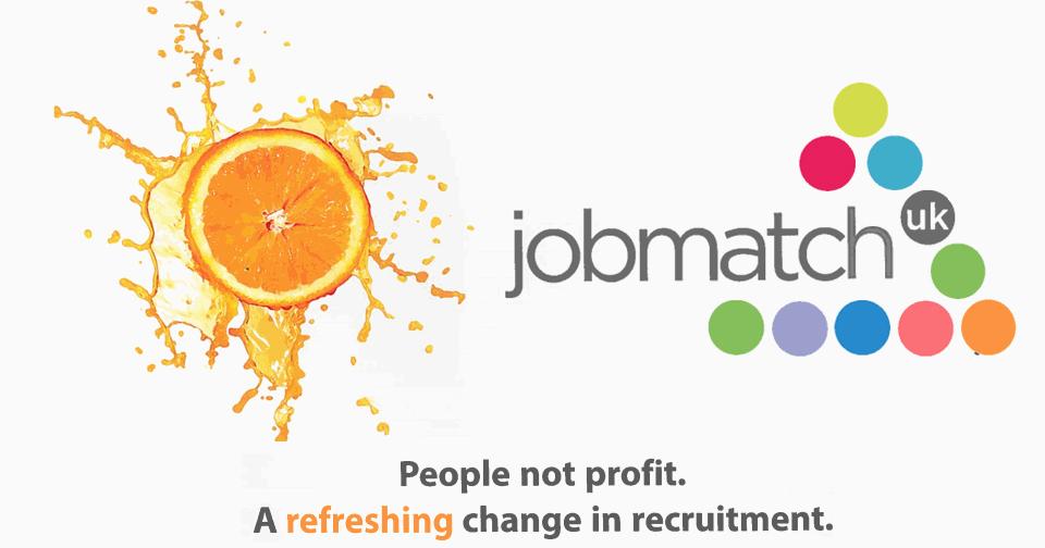Job Match (UK) Ltd Banner